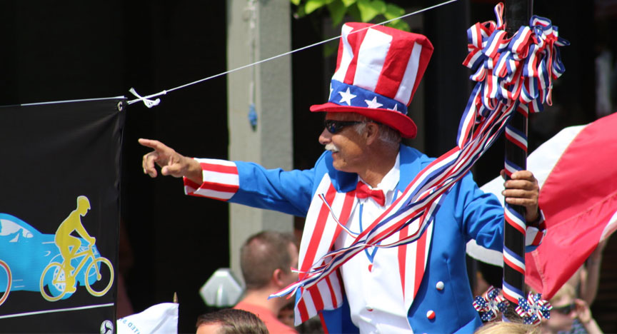 Fourth of July Celebrations in Blowing Rock and Boone