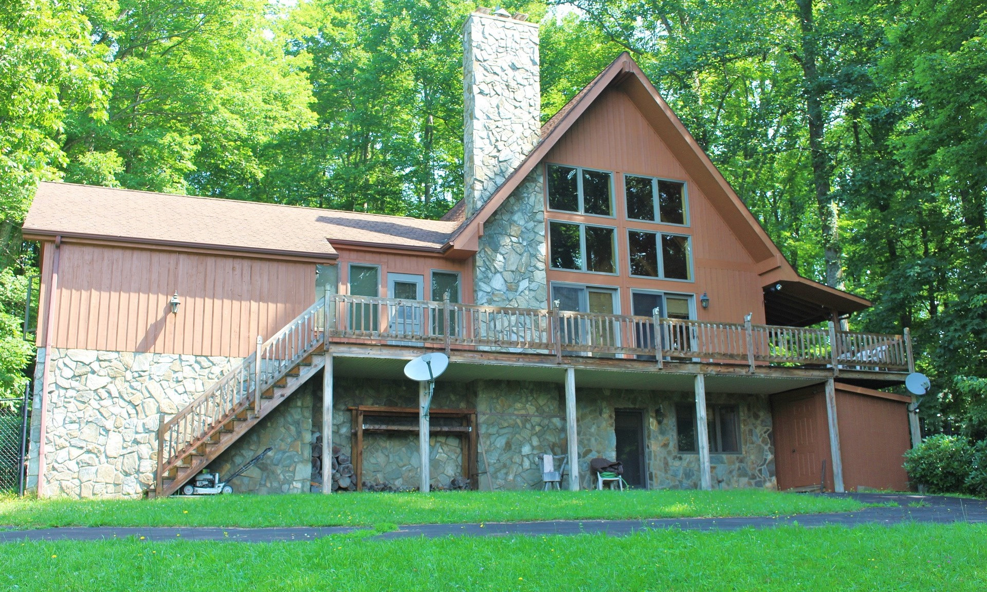 Custom NC Mountain Home Creston