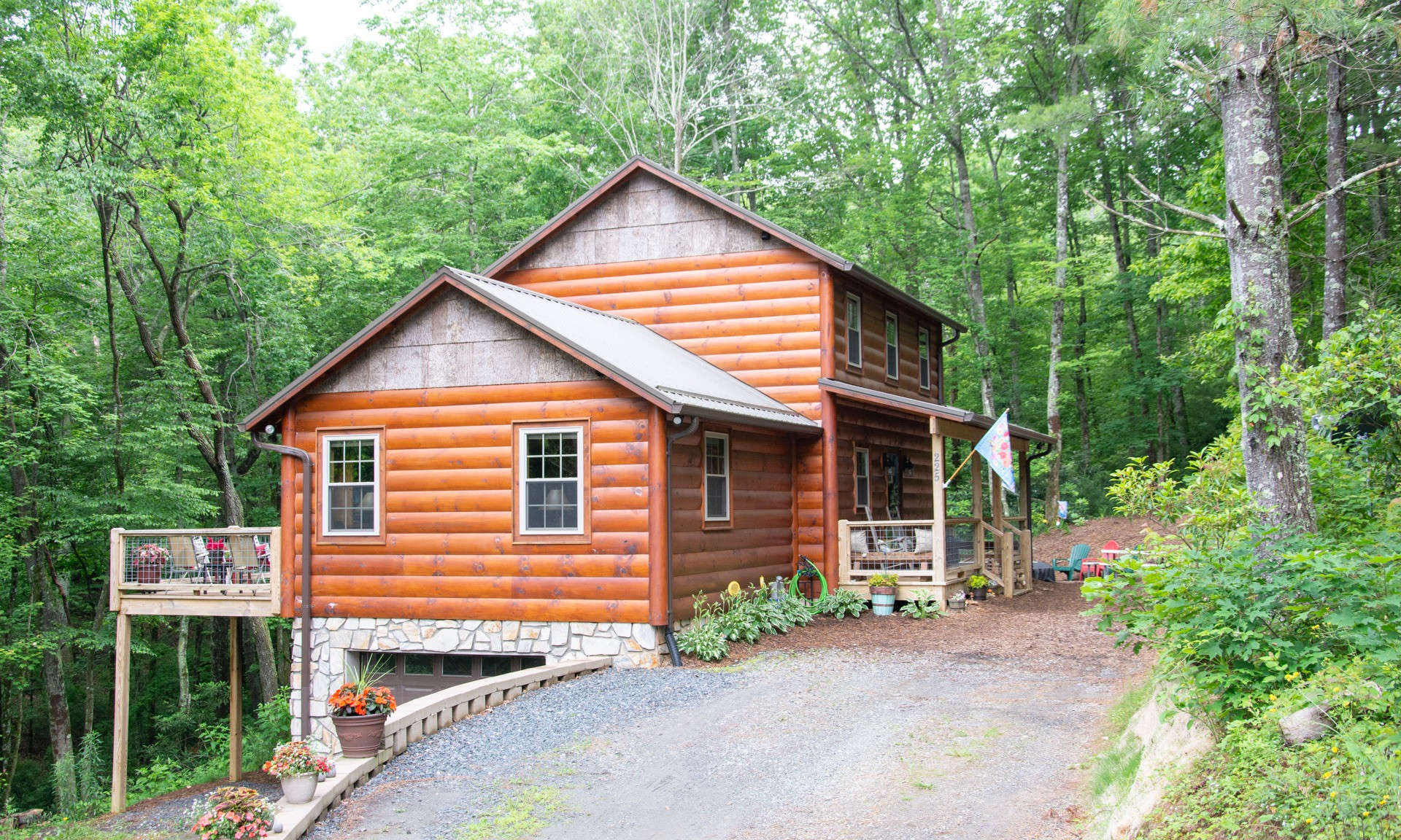 NC Mountain Cabin Glendale Springs