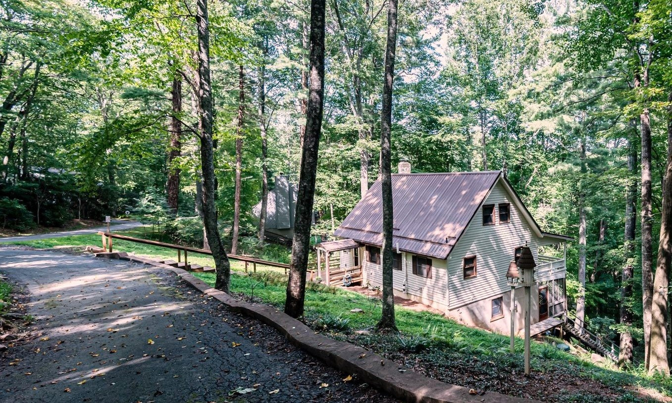 Southern Ashe County Mountain Cottage