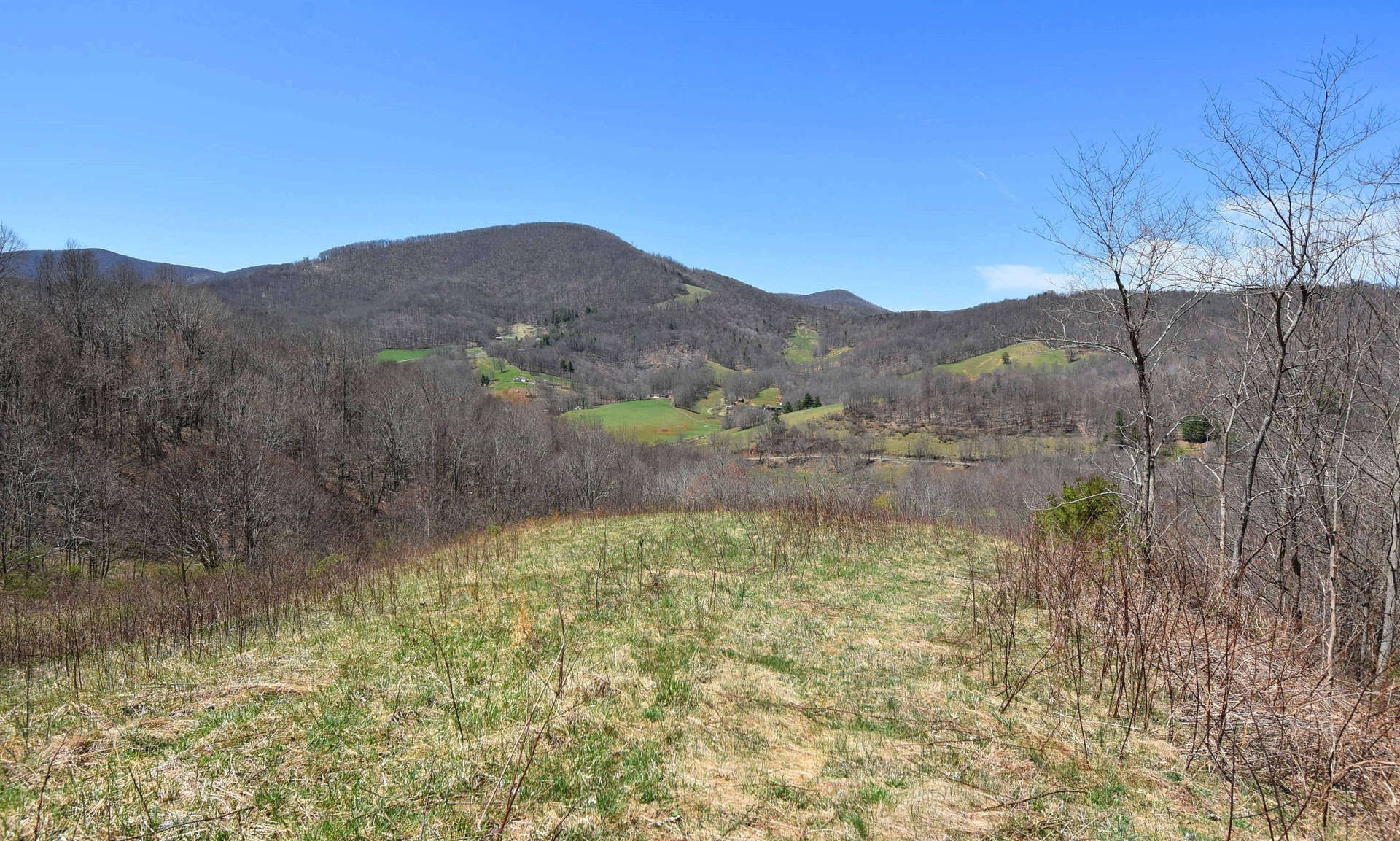 Southern Ashe County NC Mountain Land