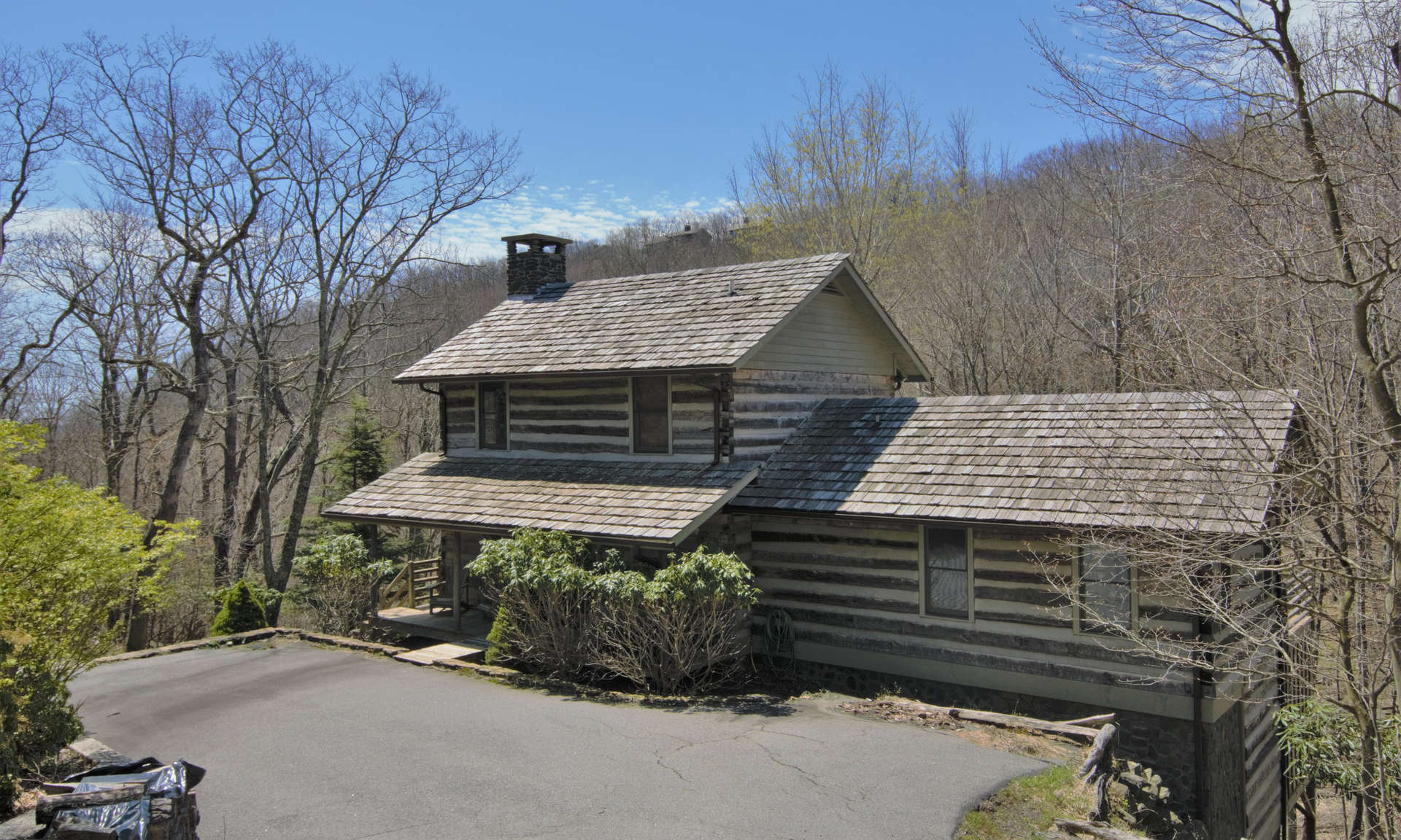 Stonebridge Mountain Log Cabin NC